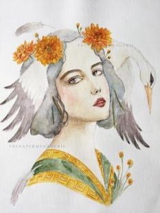 Lady Stork